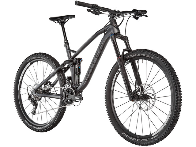 "2. Wahl: VOTEC VMs Comp - Tour/Trail Fully 27,5"" - black-grey"